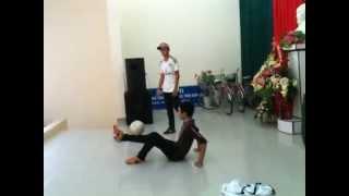 Tâng bóng nghệ thuật - Trái Tim Của Gió ft Pi Nguyễn