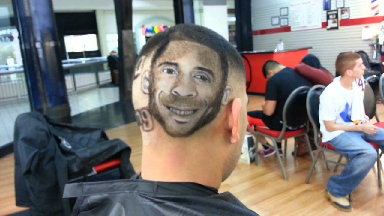 Thejoebarber Kobe Bryant Milestone Hair Design