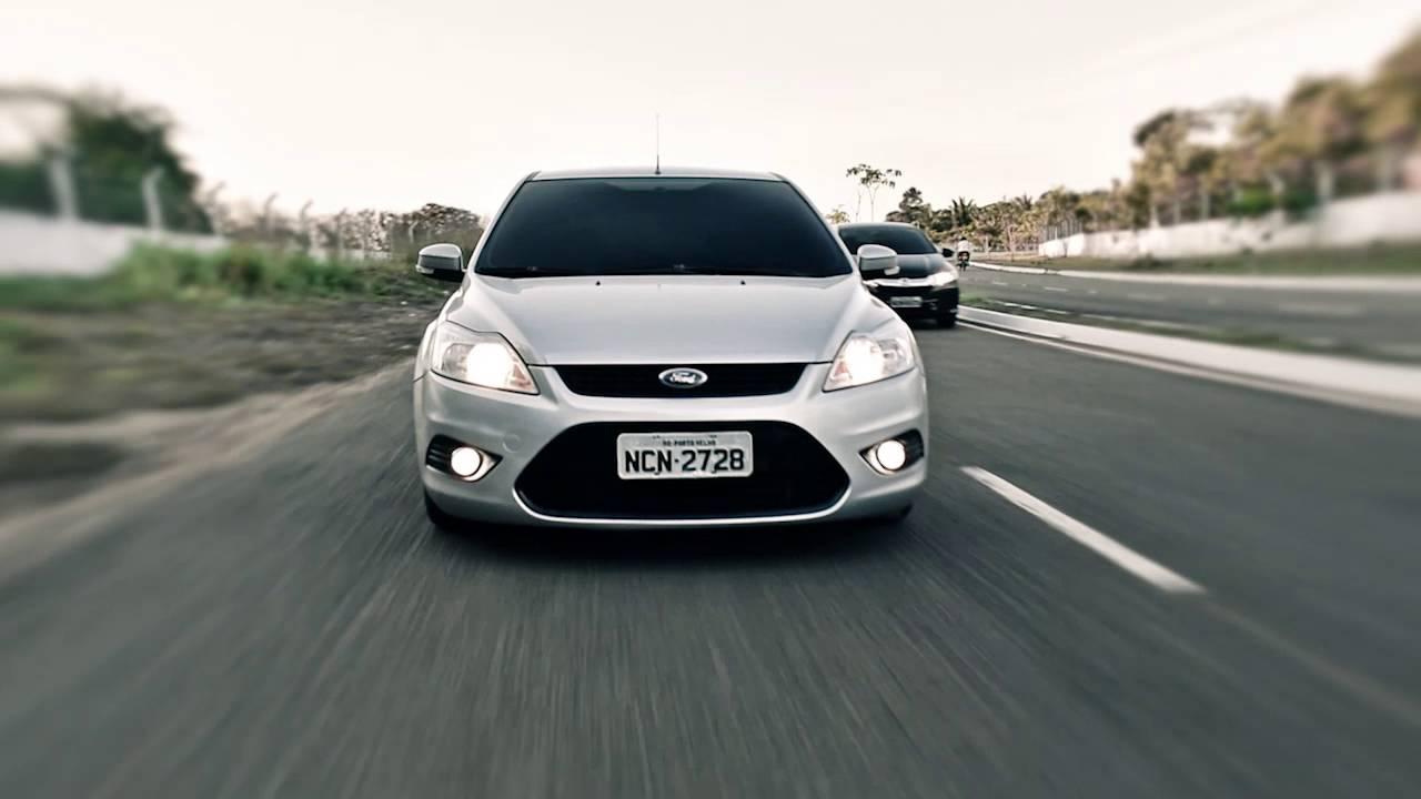 Ford Focus Rebaixado Youtube