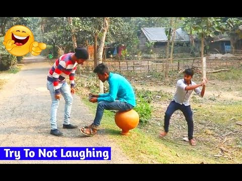 Must Watch New Funny😂 😂Comedy Videos 2019 - Episode 40- Funny Vines || Funny Ki Vines || thumbnail