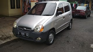 Hyundai Atoz 2002 Manual