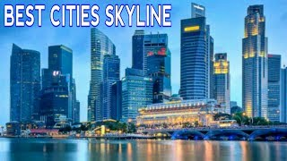 TOP 7 Best Skyline in South East Asia 2017