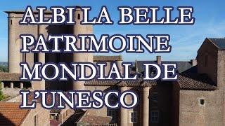 Albi, classé au patrimoine mondial de l'Unesco _ France