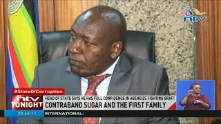 Prosecute Muhoho if he imported bad sugar, Uhuru Kenyatta says