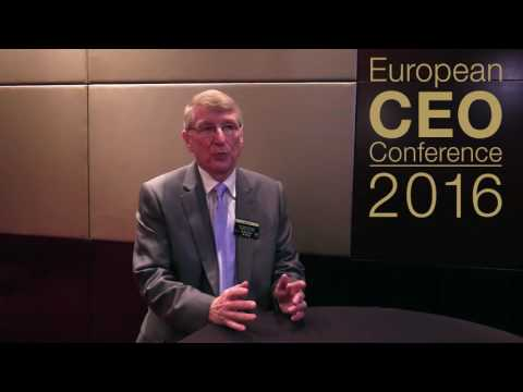 European CEO Conference 2016 - Roger Flanagan Interview