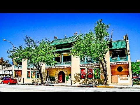The Pacific Asia Museum In Pasadena, California