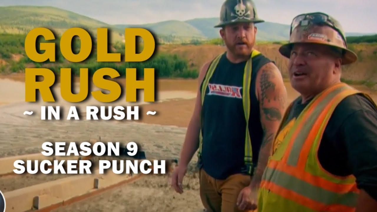 Gold Rush (In a Rush) | Season 9, Episode 13 | Sucker Punch