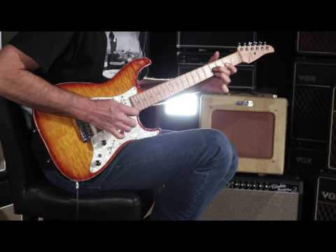 Tom Anderson Drop Top Classic  •  SN: 11-07-16N