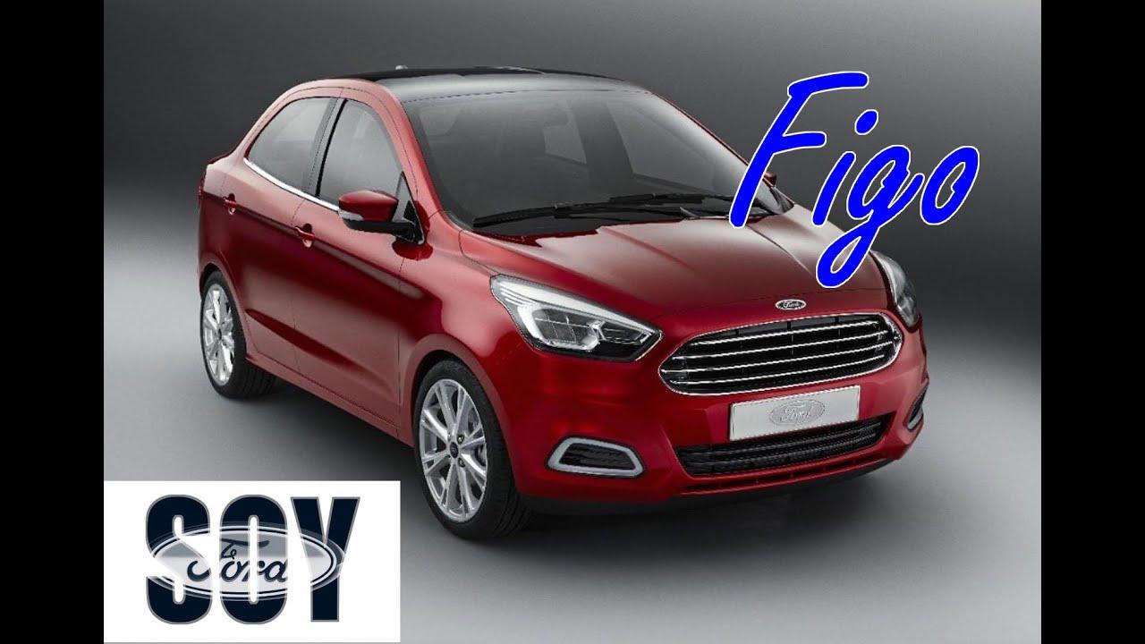 Ford Focus 2017 Interior >> FORD FIGO 2017 MEXICO - YouTube