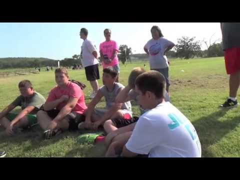 Heupel Life Skills Camp at Henryetta July 11-12
