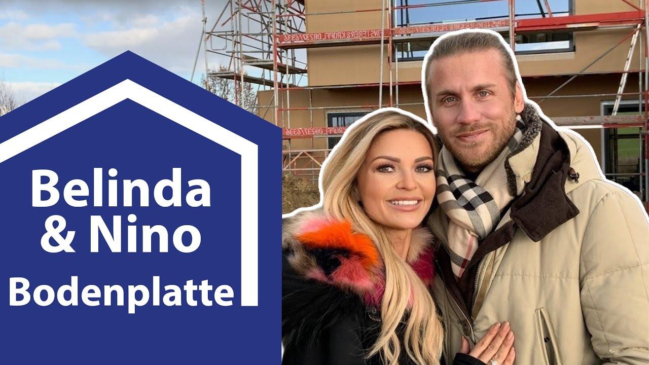 Belinda Gold Und Nino Kindermann Bauen Ein Haus Die Bodenplatte Entsteht Bau Welt Tv Youtube