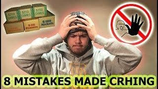 AVOID THESE EIGHT COIN ROLL HUNTING MISTAKES (+3 BONUS TIPS)