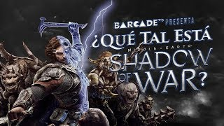 ¿Qué tal está Middle-earth: Shadow of War?