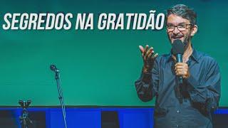 SEGREDOS NA GRATIDÃO 22.10.20 | Rev Jr Vargas