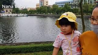 Nana đi chơi Hồ Bạch Đằng ❤ Nana Baby