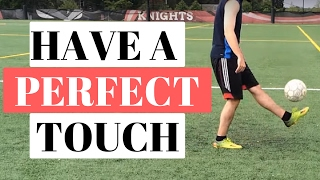 Soccer Drills To Improve Ball Control