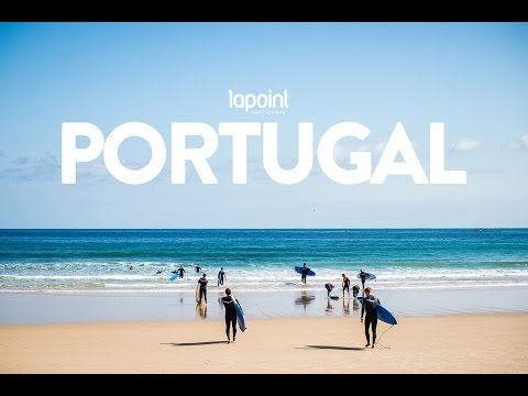 Lapoint Surf Camp Portugal - Ericeira