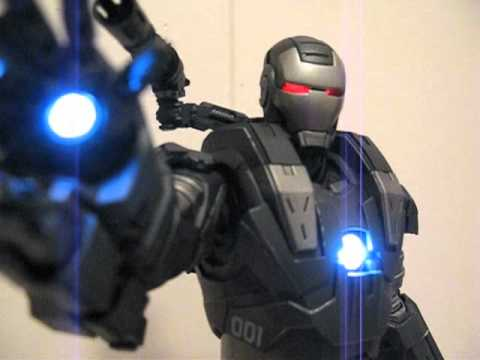 Hot Toys War Machine Review