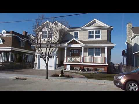 36 Bayside Dr. Point lookout, NY 11569 NEW Water Front Home For Sale *Hug Real Estate