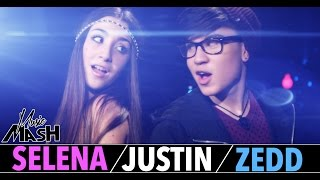 Selena Gomez / Justin Bieber MASHUP - Where Are U Now / I Want You To Know / As Long As You Love Me
