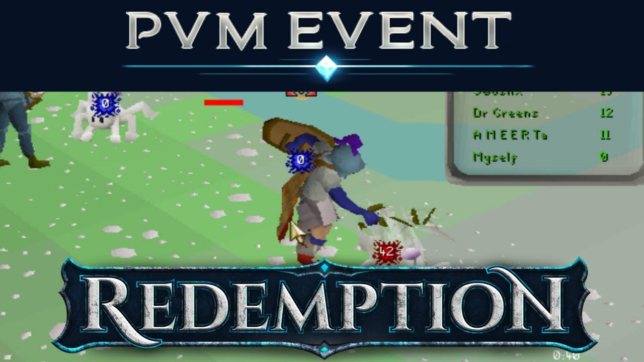THIS *NEW* PVM EVENT IS SO FUN!! (FREE $100 BUNDLE, HUGE GIVEAWAY) - Redemption RSPS