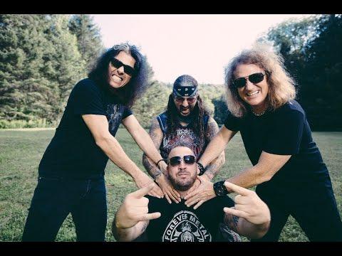ALEX SKOLNICK On Metal Allegiance Tour, Bruce Dickinson, Rob Halford & TESTAMENT New Album (2016)