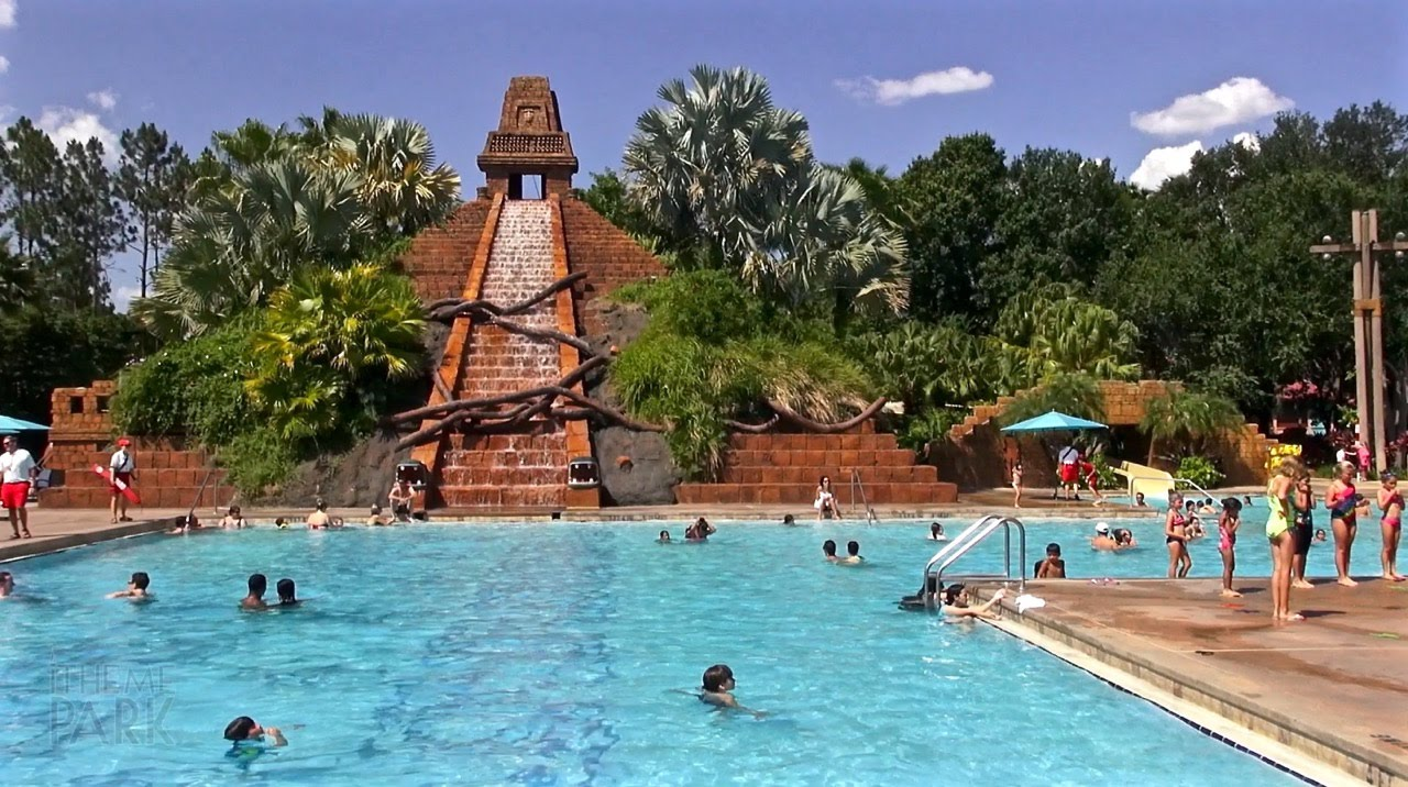 Disney S Coronado Springs Resort 2017