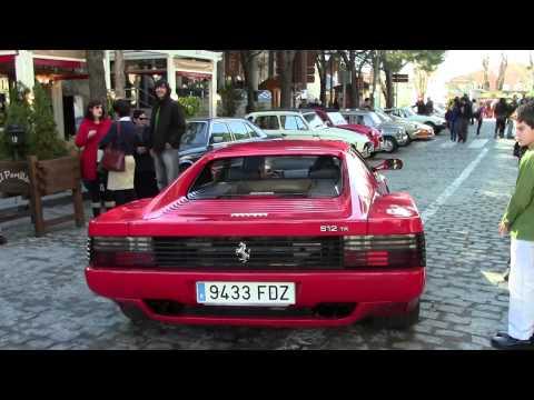 Ferrari 512 Testarossa