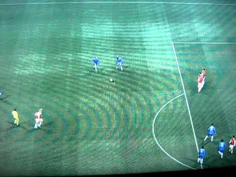 Alex Chelsea FC golazo de tiro libre