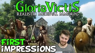 """Gloria Victis MMORPG First Impressions """"Is It Worth Playing?"""""""