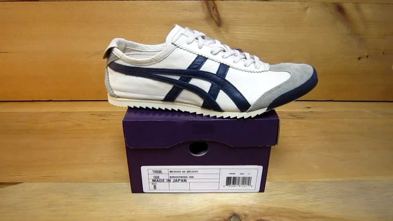 best sneakers 14f02 0cd0d New Onitsuka Tiger Nippon Made Mexico 66 Birch