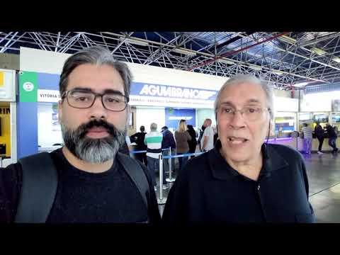 Viajando de ônibus SP/RJ - MTED