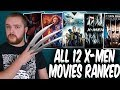 All 12 X-Men Movies Ranked Worst to Best