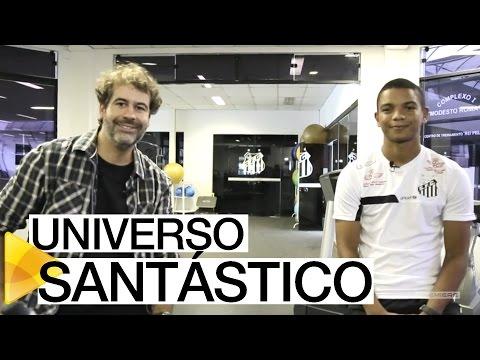 Teaser | UNIVERSO SANTÁSTICO | David Braz