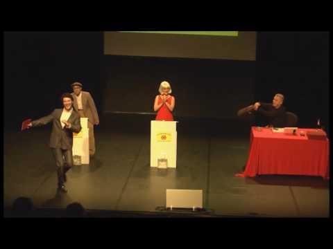 Sexe Magouille et Culture Générale par la Compagnie Evenement