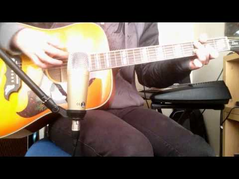 Rise Against - Swing Life Away Acoustic Guitar Cover