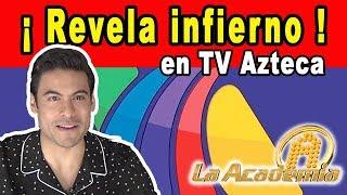 Carlos Rivera REVELA INFIERNO que vivió en LA ACADEMIA de TV Azteca