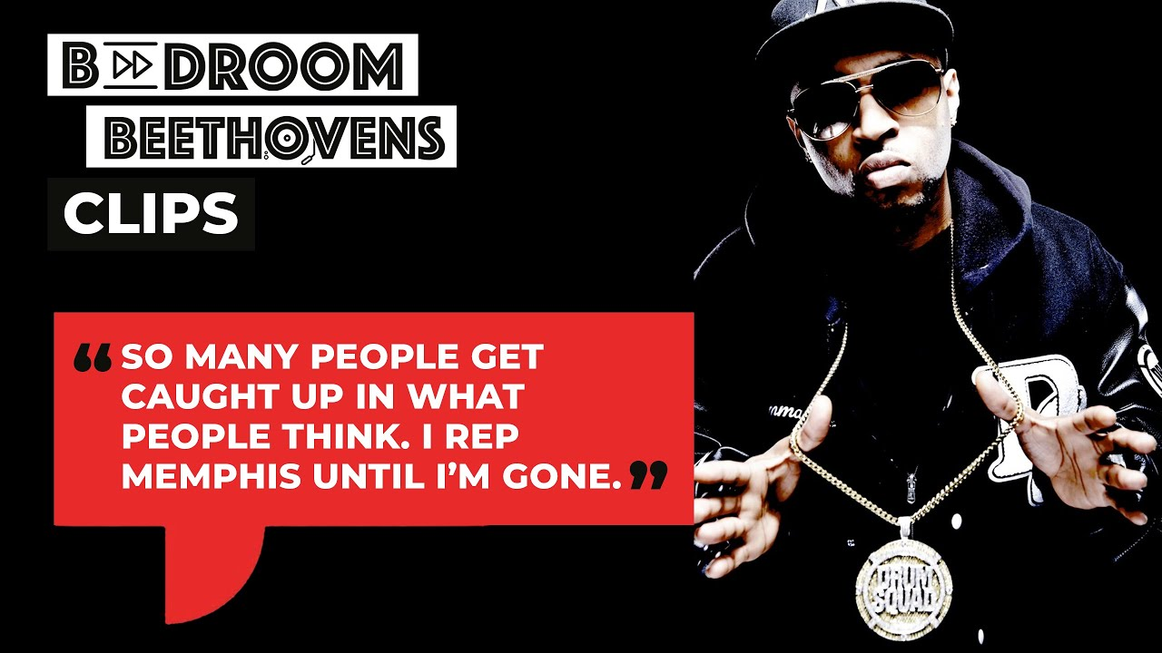 Drumma Boy Discusses How Moving from his Hometown of Memphis Benefited Him | Bedroom Beethovens Clip