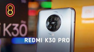 Обзор Redmi K30 Pro — самый дешевый флагман Xiaomi