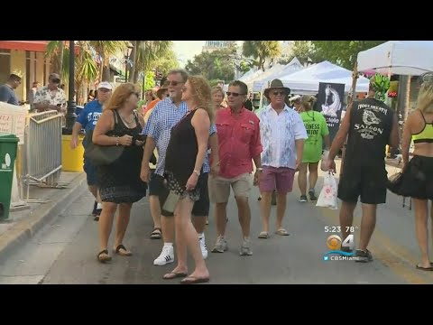 Key West Hoping To Jump Start Economy With Fantasy Fest