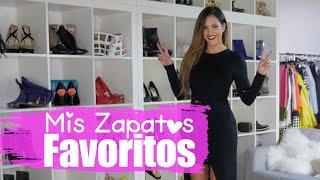 MIS ZAPATOS FAVORITOS | GABY ESPINO TV
