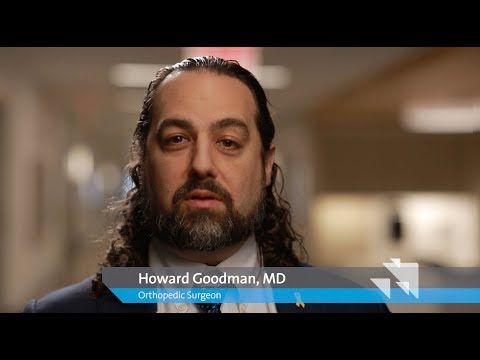 Howard Goodman, MD, Musculoskeletal Oncology, Orthopedic Surgery