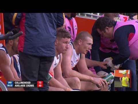 Highlights: Collingwood v Adelaide