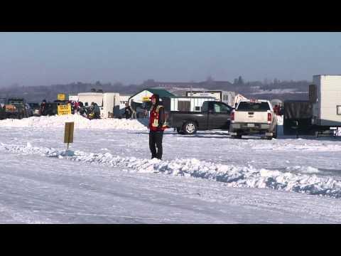 Jackfish Lake SK Ice Fishing Deby 2012.MTS