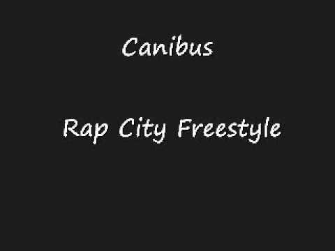 Canibus Rap City Freestyle
