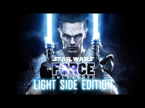 STAR WARS: The Force Unleashed All Cutscenes (Light Side Edi