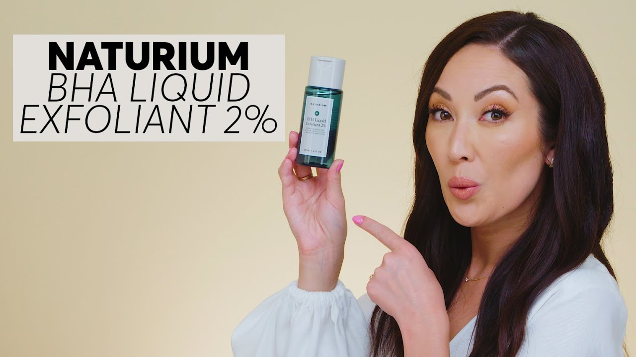 NATURIUM BHA Liquid Exfoliant 2%: My Newest Product Launch!