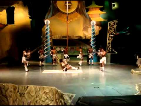 LIMPOPO AFRICAN ACROBATS (ROPE SKIPPING)