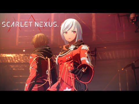 SCARLET NEXUS – Battle Highlight: Museum