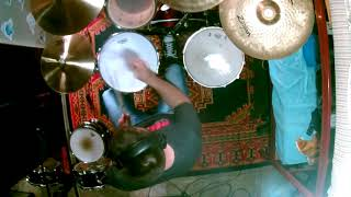Creedence - Lookin' Out My Back Door (drum cover)